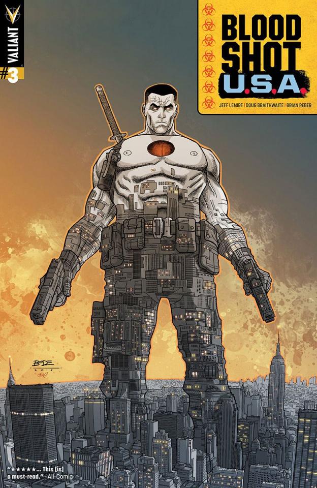 Bloodshot U.S.A. #3 (Bodenheim Cover)