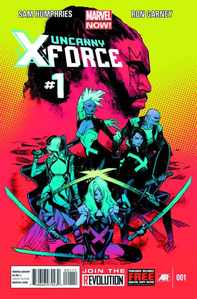 Uncanny X-Force #1