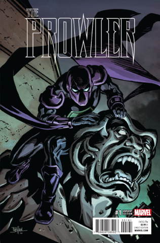 The Prowler #1 (Hall Classic Cover)