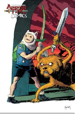 Adventure Time Comics #14 (15 Copy Oztekin Cover)