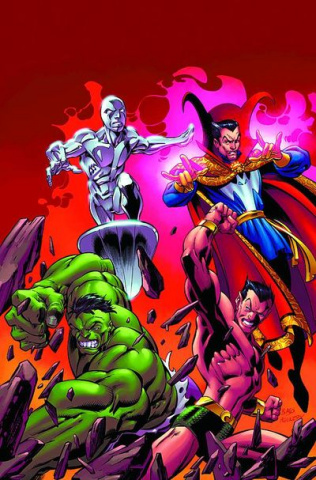 The Defenders: From the Marvel Vault #1