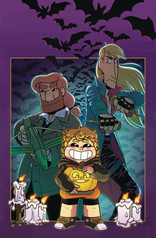 Backstagers: Halloween Intermission #1