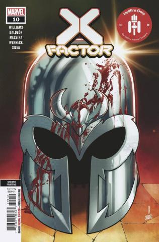 X-Factor #10 (Baldeon 2nd Printing)