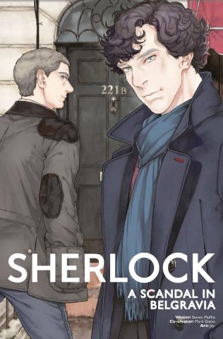 Sherlock: A Scandal in Belgravia #5 (Jay. Cover)