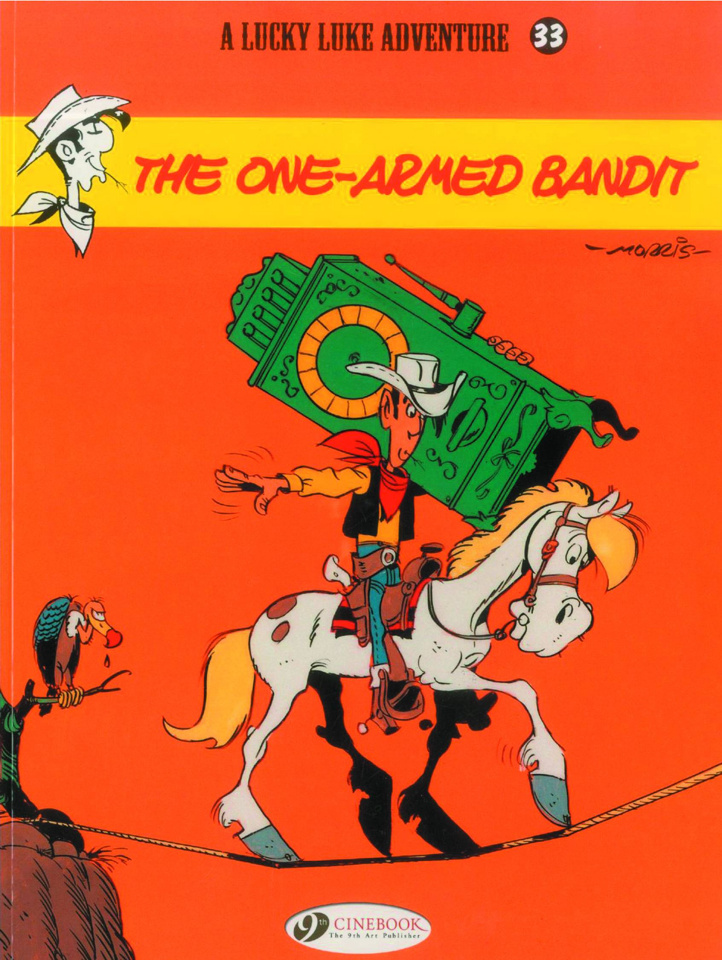 Lucky Luke Vol. 33: One-Armed Bandit