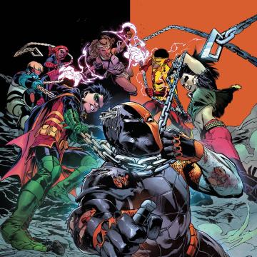 Teen Titans #28: The Terminus Agenda