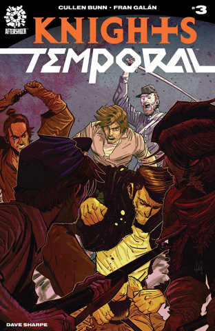 Knights Temporal #4