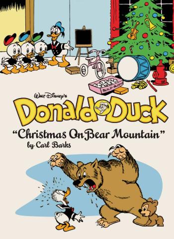 Walt Disney's Donald Duck Vol. 4: Christmas on Bear Mountain
