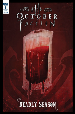 The October Faction: Deadly Season #1 (Subscription Cover)
