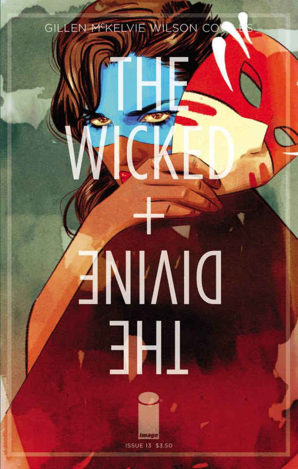 The Wicked + The Divine #13 (Lotay Cover)