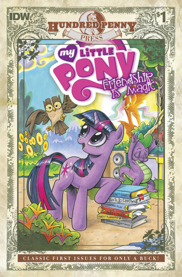 My Little Pony: Friendship Is Magic #1 (100 Penny Press)