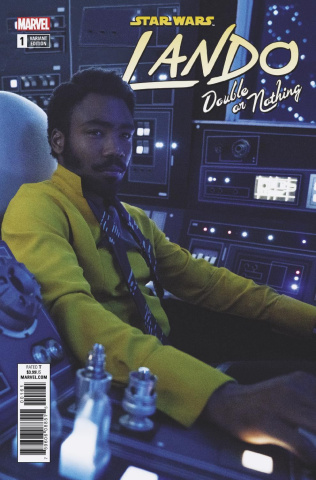Star Wars: Lando - Double or Nothing #1 (Movie Cover)