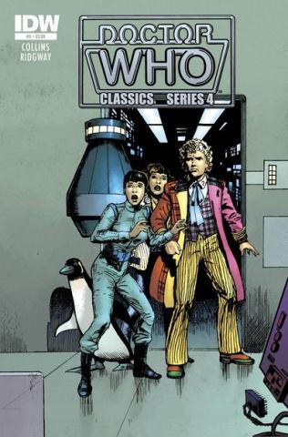 Doctor Who Classics #5