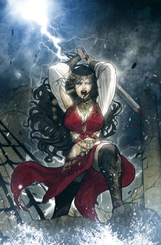 Age of Conan: Bêlit #5