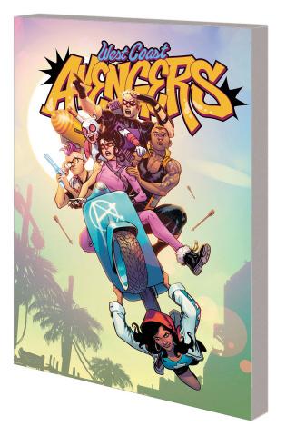 West Coast Avengers Vol. 1: The Best Coast