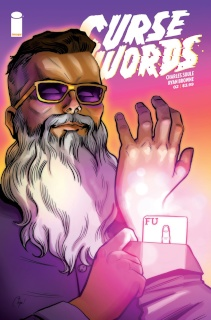 Curse Words #2 (Zdarsky Cover)