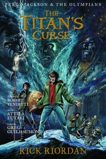 Percy Jackson & The Olympians Vol. 3: The Titan's Curse