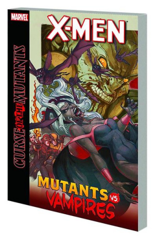 X-Men: Curse of the Mutants - Mutants vs. Vampires