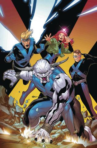 X-Men: Blue #33