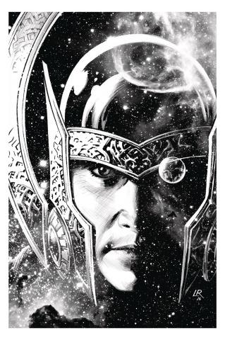 Avatarex #1 (Rare Ross Sketch Cover)