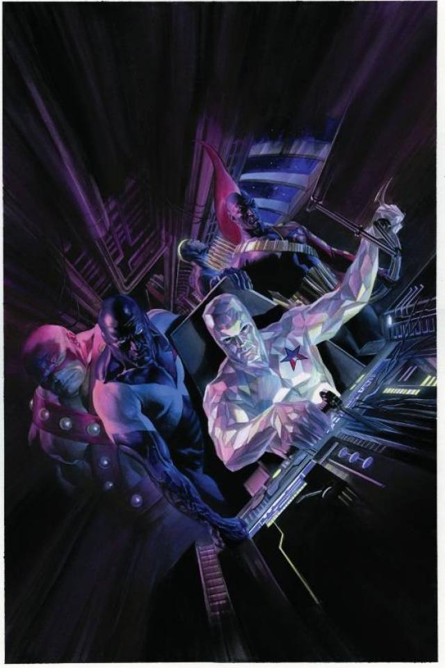 Guardians 3000 #1