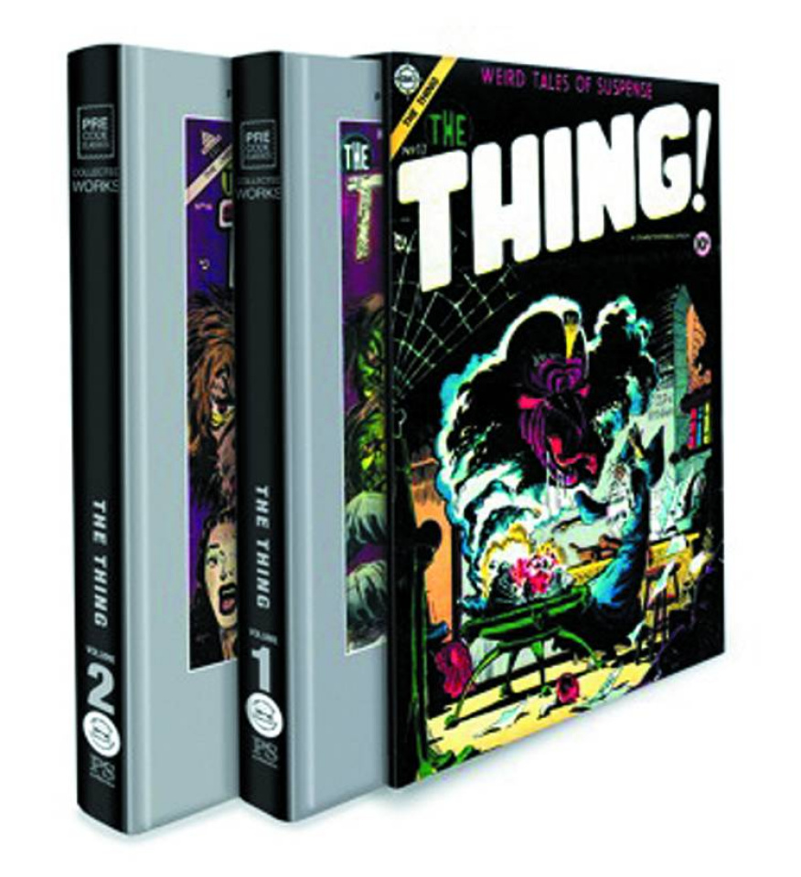 The Thing! Boxset Edition
