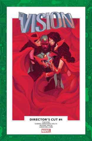 The Vision #4 (Director's Cut)