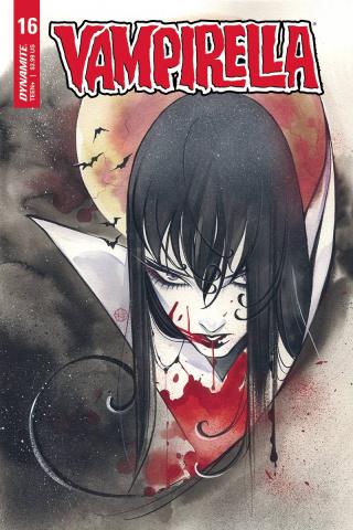 Vampirella #16 (Momoko Cover)