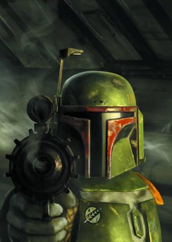 Star Wars: Blood Ties - Boba Fett Is Dead #4