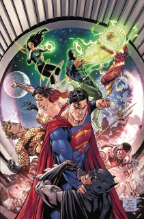 Justice League Vol. 2: Outbreak