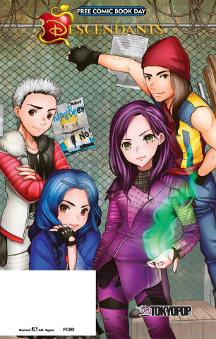 Descendants #1
