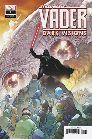 Star Wars: Vader - Dark Visions #1 (Yu Cover)