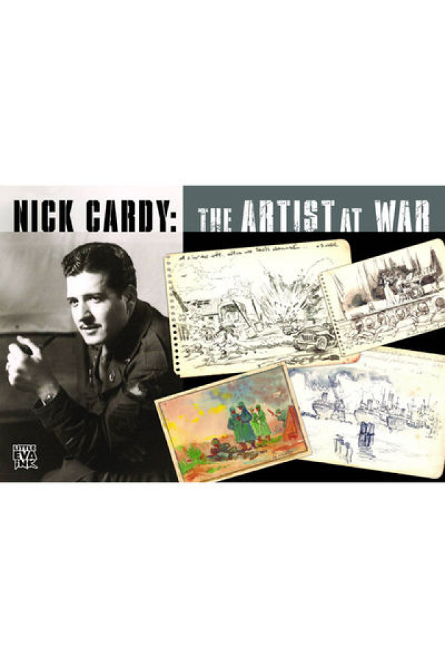 Nick Cardy: The Artist at War