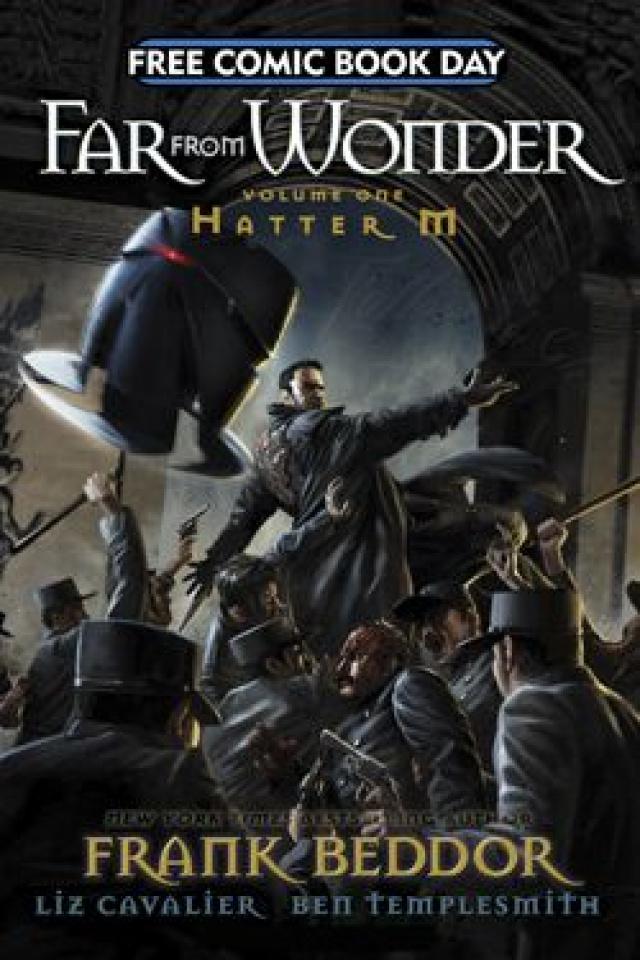 Far from Wonder Vol. 1: Hatter M