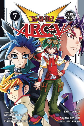 Yu-Gi-Oh! Arc-V Vol. 7
