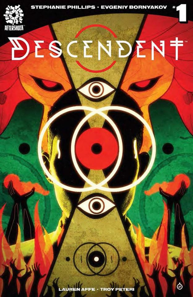 Descendent #1 (Doe Cover)