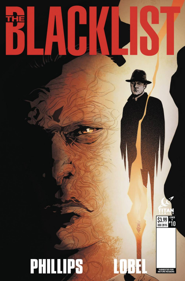 The Blacklist #10 (Lorimer Cover)