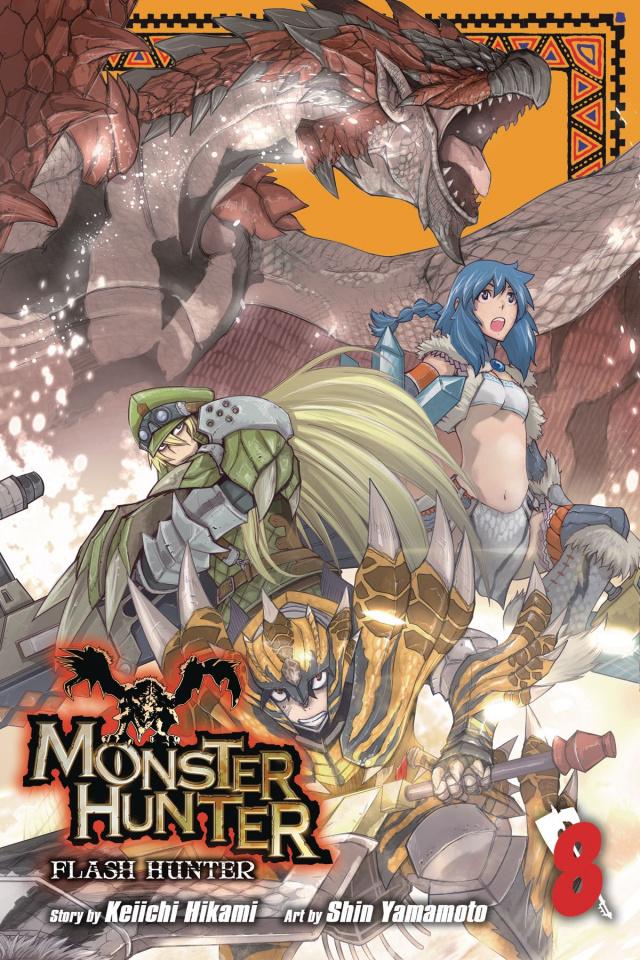 Monster Hunter: Flash Hunter Vol. 8