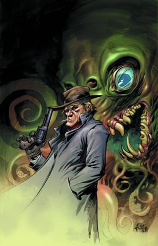 Billy the Kid's Old Timey Oddities & The Orm of Loch Ness #1