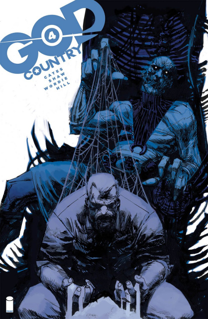 God Country #4 (Zaffino & Wordie Cover)