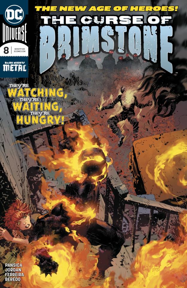 The Curse of Brimstone #8