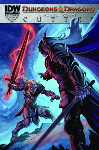 Dungeons & Dragons: Cutter #5