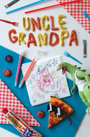 Uncle Grandpa: Good Morning! #1 (10 Copy Mias Cover)