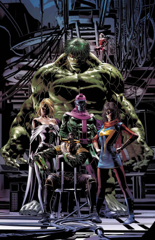 Infinity Wars #5