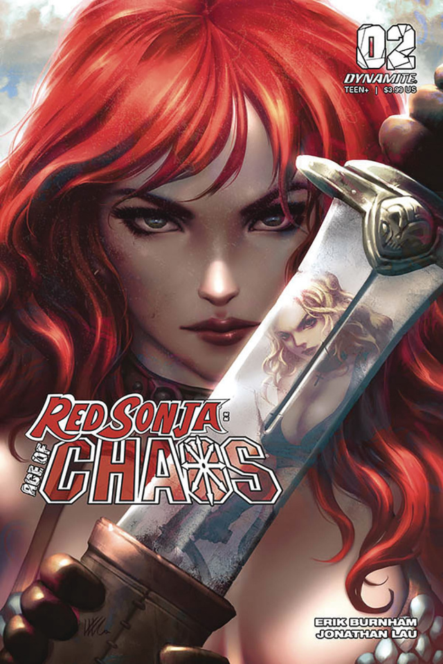 Red Sonja: Age of Chaos #2 (10 Copy Kunkka Cover)