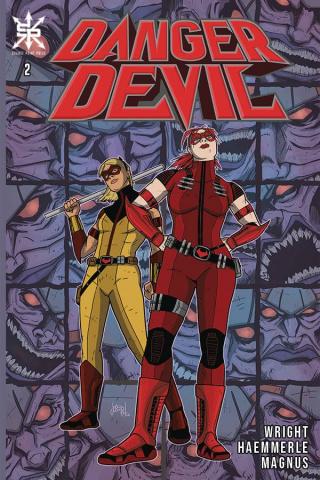 Danger Devil #2