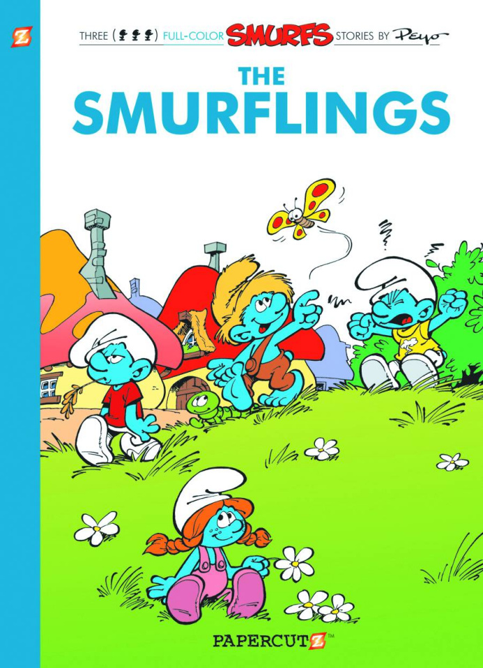 The Smurfs Vol. 15: Smurflings