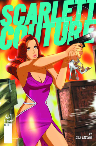 Scarlett Couture #4 (Subscription Taylor Cover)