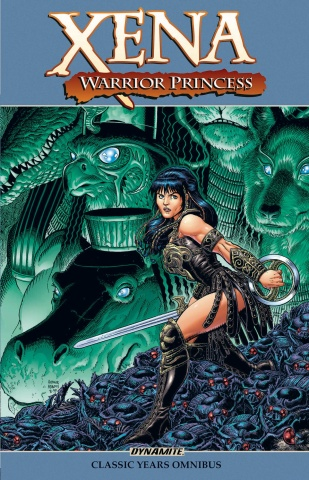 Xena: Warrior Princess - The Classic Years (Omnibus)
