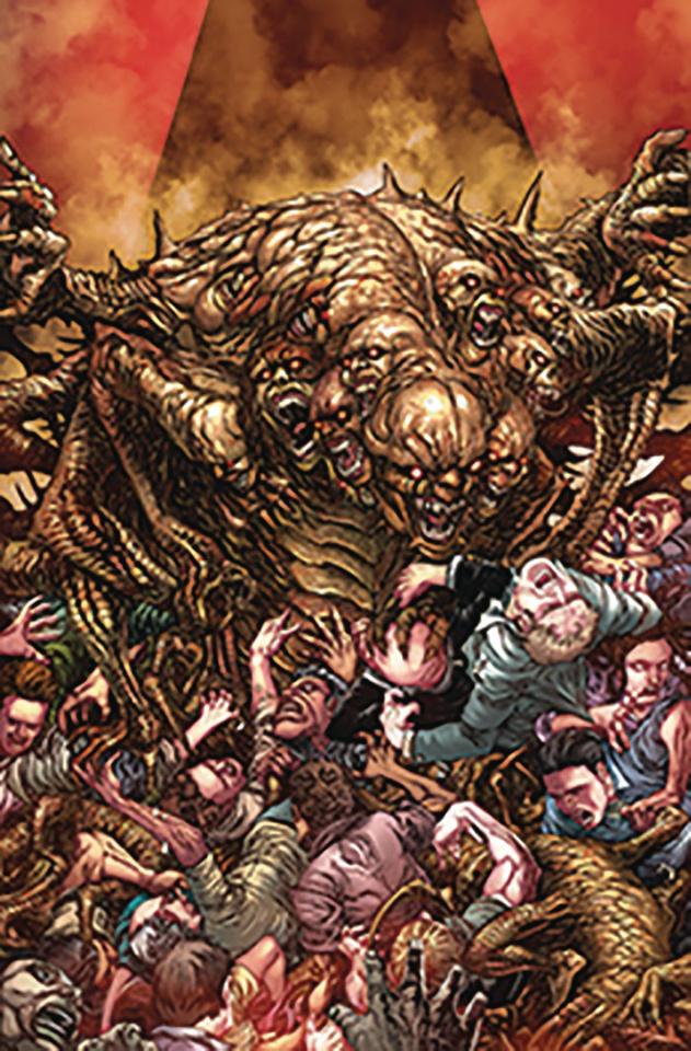 Revenge of Wonderland #2 (Tolibao Cover)